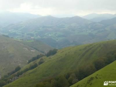 Selva de Irati - Puente del Pilar grupo senderismo barcelona rutas senderismo zaragoza fin de semana